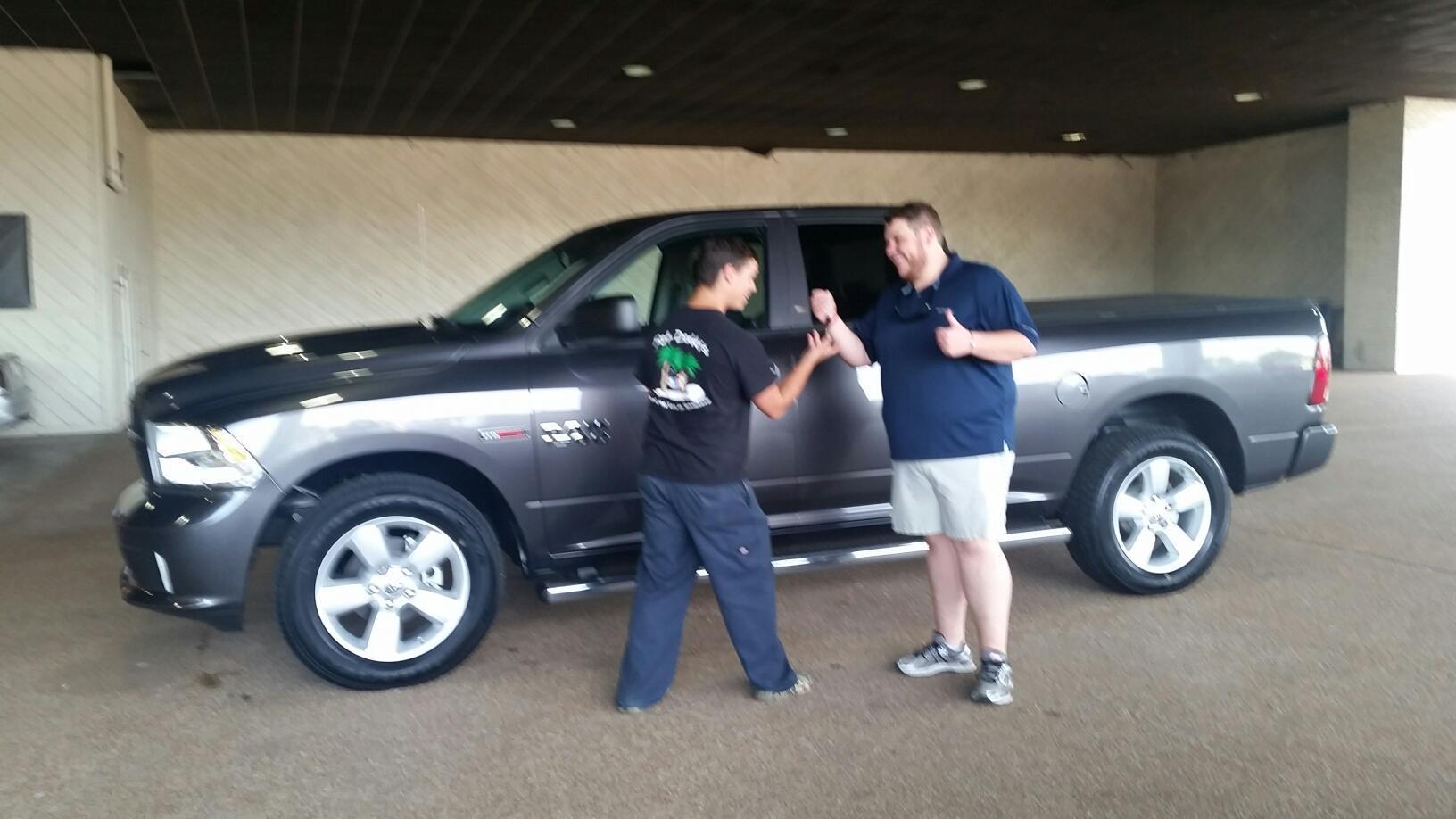 Homer Skelton Chrysler Dodge Jeep Ram review photo 1