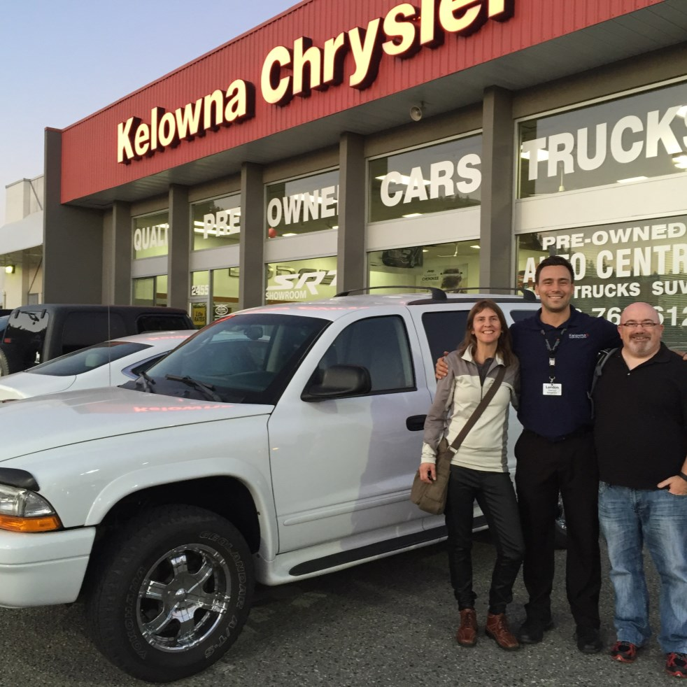 Kelowna Chrysler review photo 1