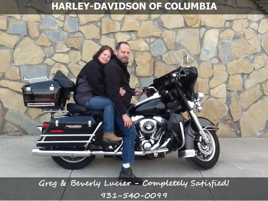 Harley-Davidson of Columbia review photo 1