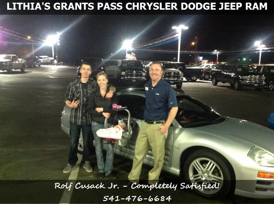 or lithia 39 s grants pass chrysler dodge jeep ram rolf cusack jr. Cars Review. Best American Auto & Cars Review
