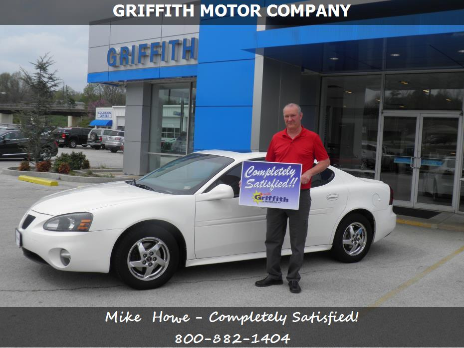 Dealership reviews in neosho mo griffith motor co mike howe for Griffith motor co neosho mo