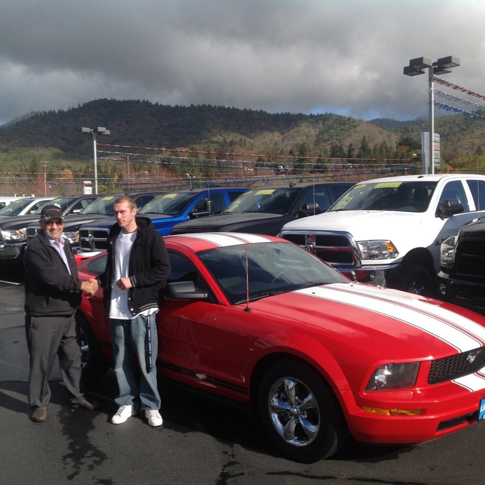 Purchase A Ford Mustang In Grants Pass OR