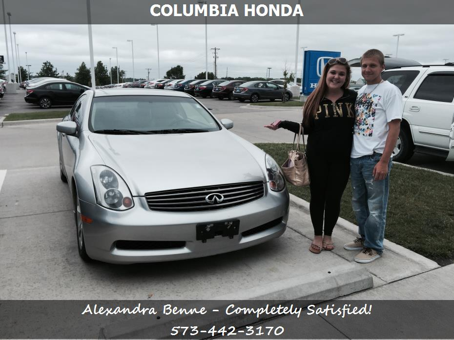 Infiniti trade in values trade in prices in columbia for Honda dealer columbia mo