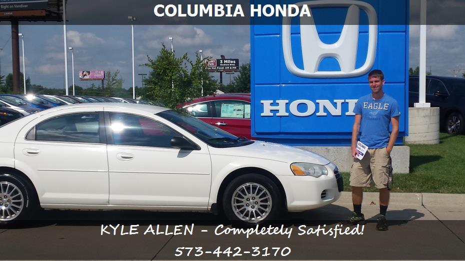 Honda Motorcycle Dealer In Columbia Mo >> Auto Financing Columbia Missouri - Columbia Honda Credit ...