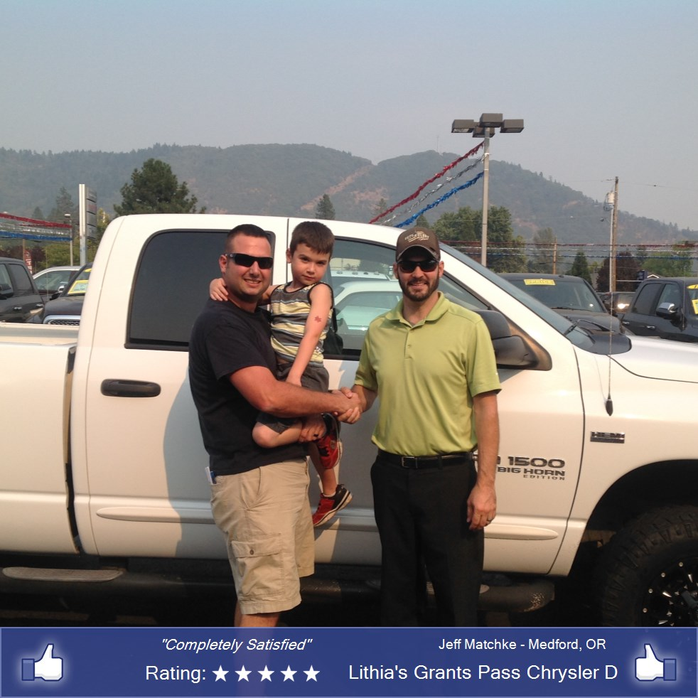 Dodge Service Repairs Parts In Grants Pass Or Lithia 39 S Grants Pass Chrysler Dodge Jeep Ram
