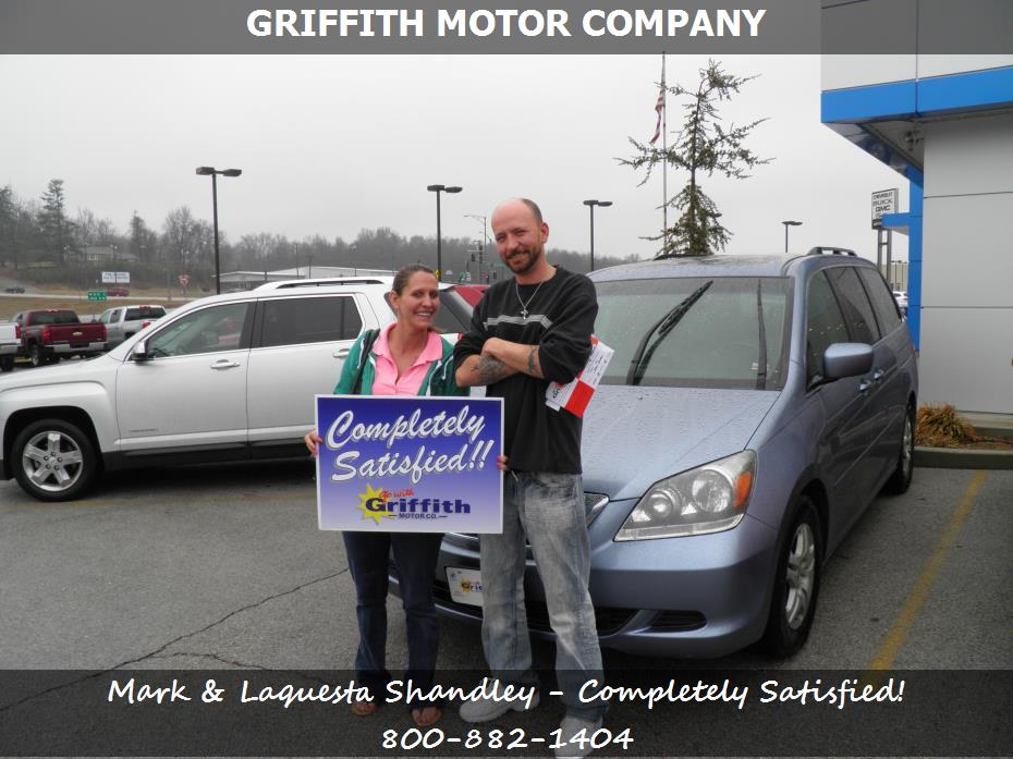 Dealership Reviews In Neosho Mo Griffith Motor Co Mark Laquesta Shandley