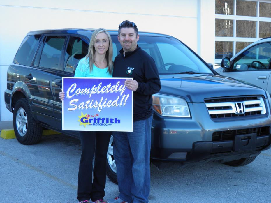 Neosho mo griffith motor co dealer reviews 2006 honda pilot for Griffith motor co neosho mo