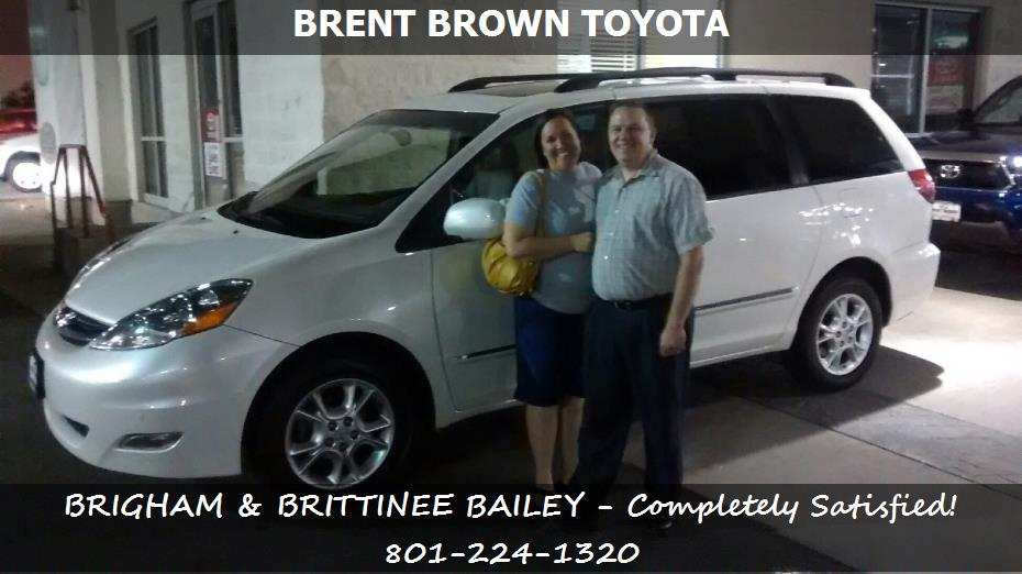 Brent Brown Toyota Customer Rating Amp Review For Brigham