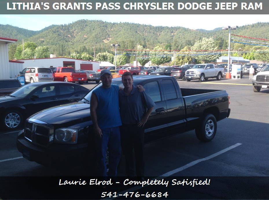 buy 2007 dodge dakota lithias grants pass chrysler dodge jeep ram. Cars Review. Best American Auto & Cars Review