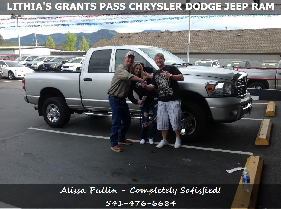 buy 2007 dodge ram 3500 lithias grants pass chrysler dodge jeep ram. Cars Review. Best American Auto & Cars Review