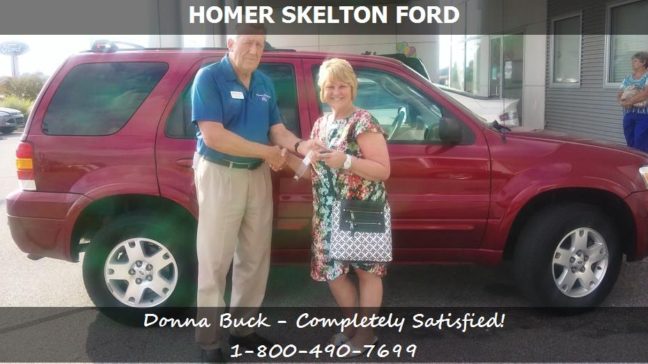 Homer Skelton Ford review photo 1