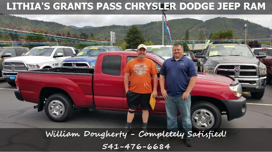 lithia 39 s grants pass chrysler dodge jeep ram customer rating review. Cars Review. Best American Auto & Cars Review