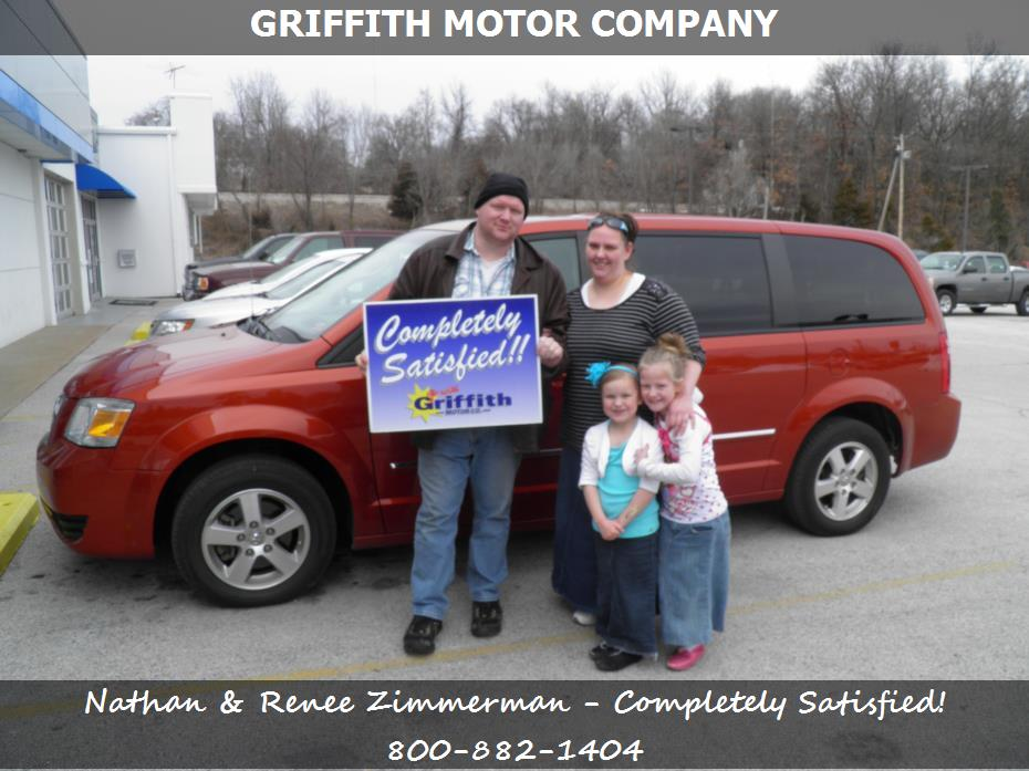 Neosho mo griffith motor co dealer reviews 2008 dodge for Griffith motor co neosho mo