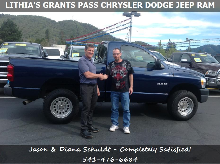 buy 2008 dodge ram 1500 lithias grants pass chrysler dodge jeep ram. Cars Review. Best American Auto & Cars Review