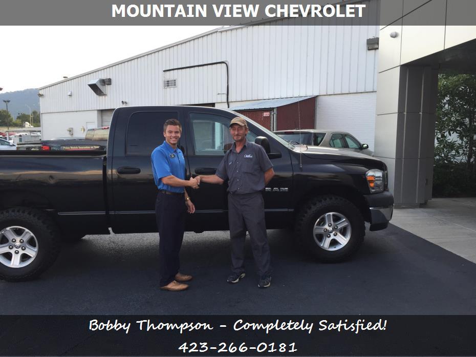 Mountain View Chevrolet review photo 1