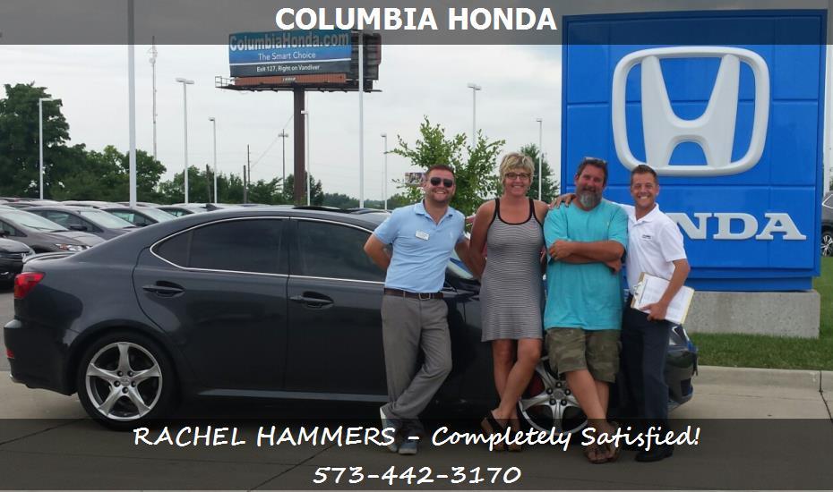 Columbia Honda review photo 1