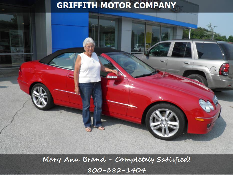Vehicle specials in neosho mo griffith motor co mary for Griffith motor co neosho mo