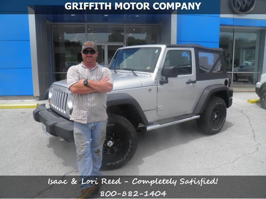 Dealership reviews in neosho mo griffith motor co isaac for Griffith motor co neosho mo