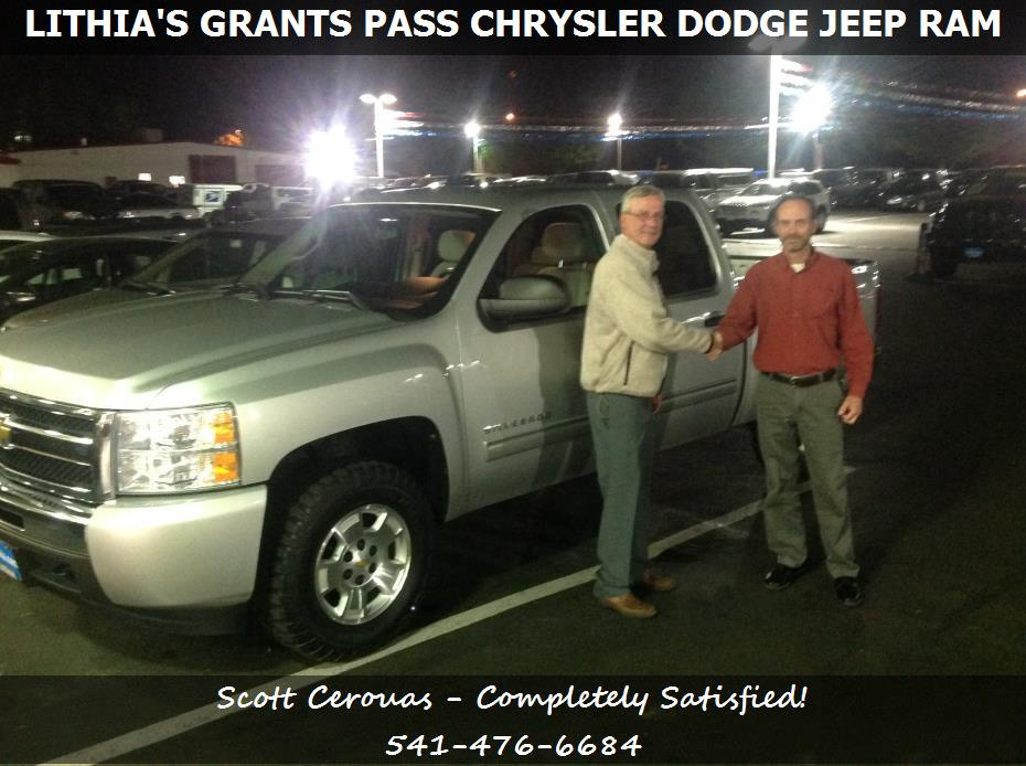 pass or lithia 39 s grants pass chrysler dodge jeep ram credit center. Cars Review. Best American Auto & Cars Review