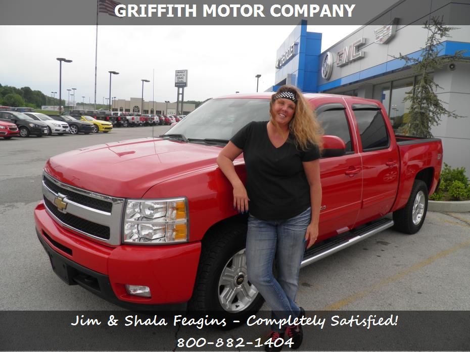 Vehicle specials in neosho mo griffith motor co jim for Griffith motor co neosho mo