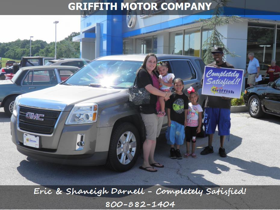 Dealership reviews in neosho mo griffith motor co eric for Griffith motor co neosho mo