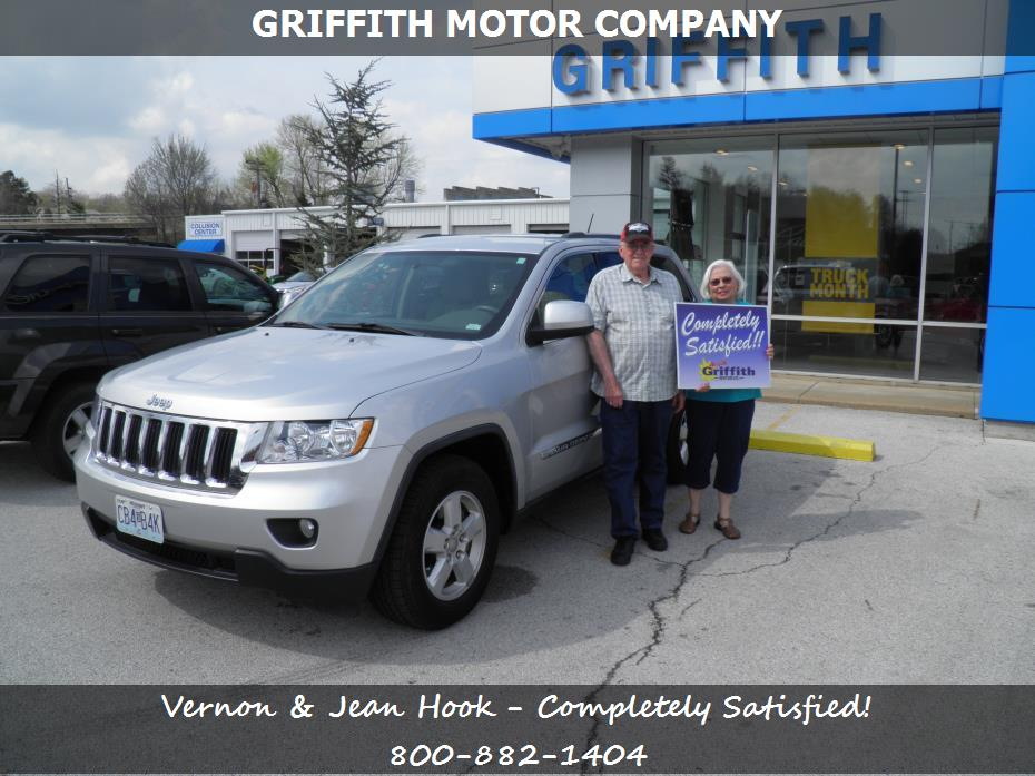 Purchase a jeep grand cherokee in neosho mo griffith for Griffith motor co neosho mo