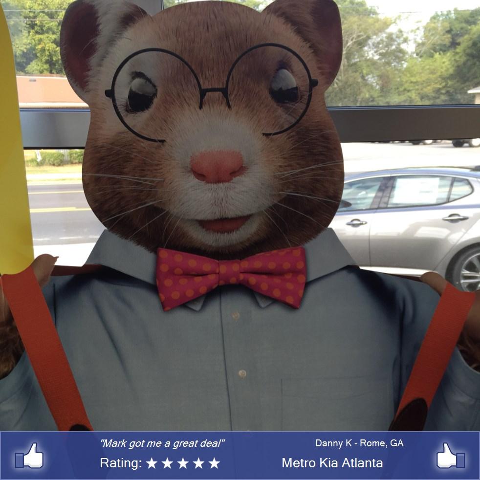 Metro Kia Atlanta review photo 1