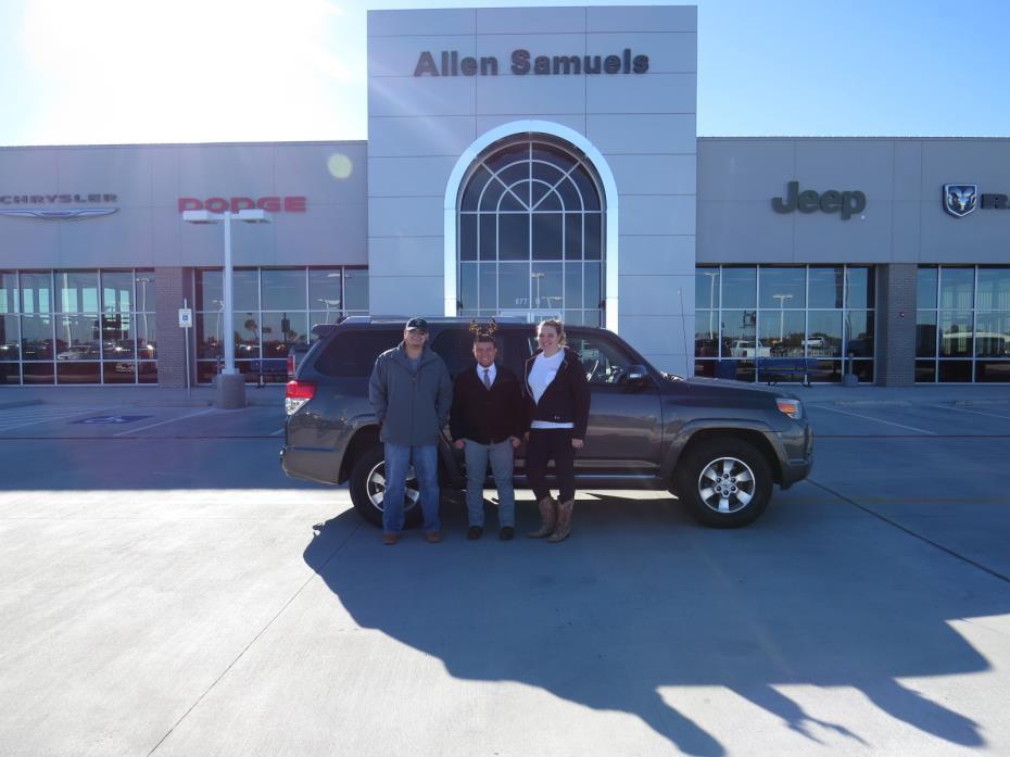 Toyota Auto Loans In Aransas Pass Tx Allen Samuels