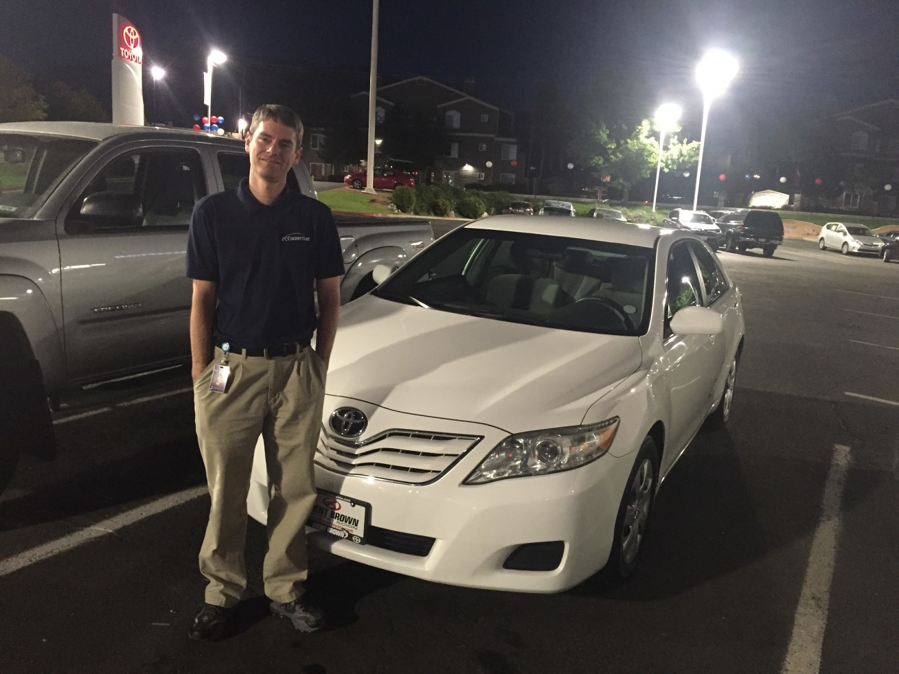 Ben Richins Reviews The 2011 Toyota Camry He Purchased From Brent Brown  Toyota In Orem UT