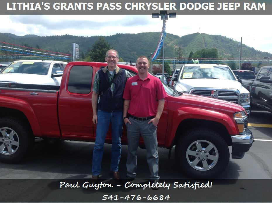 Purchase A Chevrolet Colorado In Grants Pass Or Lithia 39 S