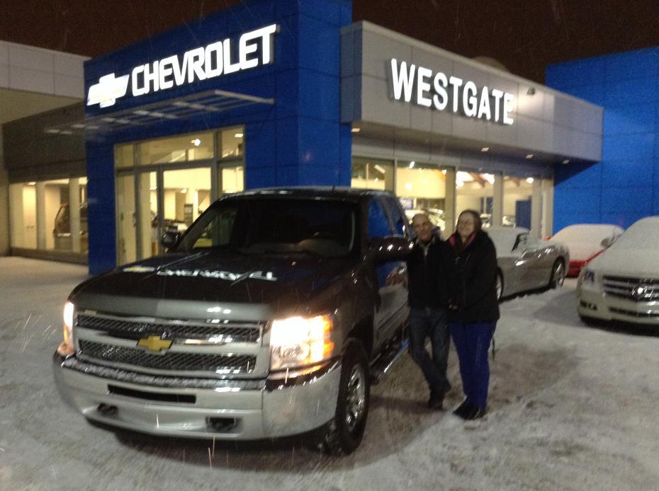 New Chevrolet Sales In Edmonton Ab Westgate Chevrolet