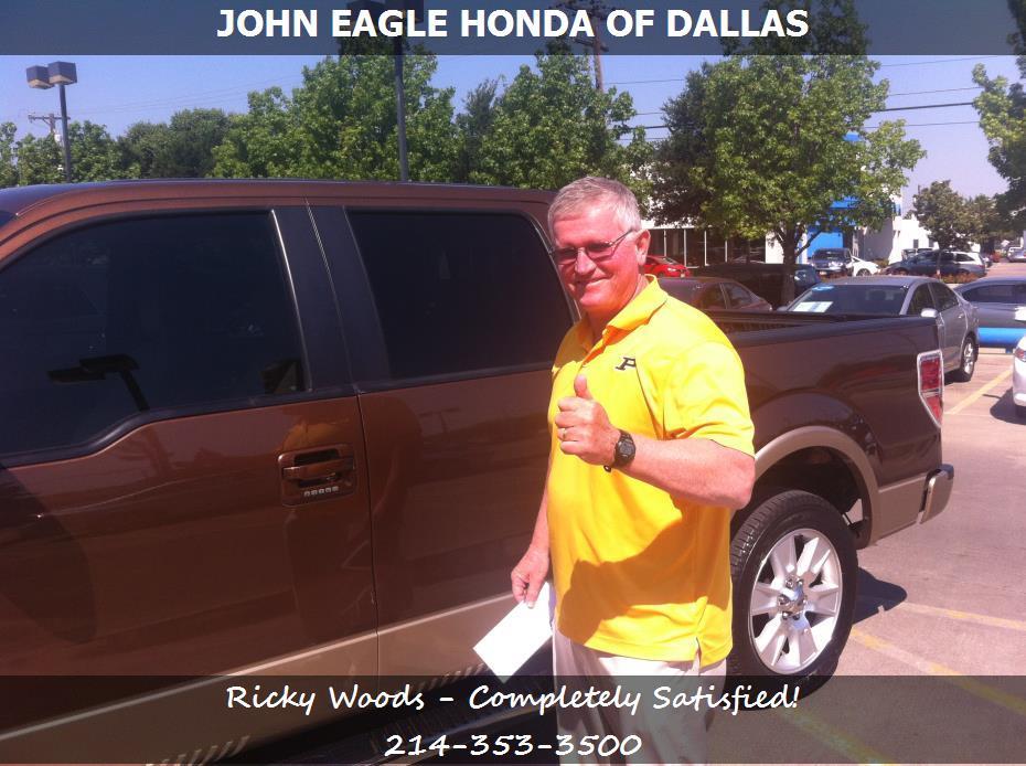 Ford auto loans in dallas tx john eagle honda of dallas for John eagle honda dallas