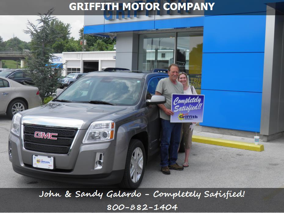 Neosho mo griffith motor co dealer reviews 2012 gmc terrain for Griffith motor co neosho mo