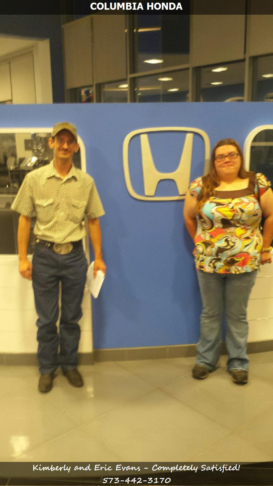 Dealership reviews in columbia missouri columbia honda for Honda dealer columbia mo
