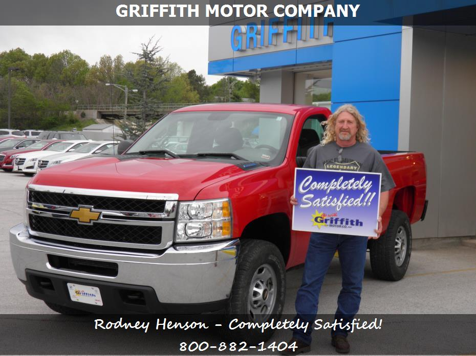 Auto financing neosho mo griffith motor co credit center for Griffith motor co neosho mo