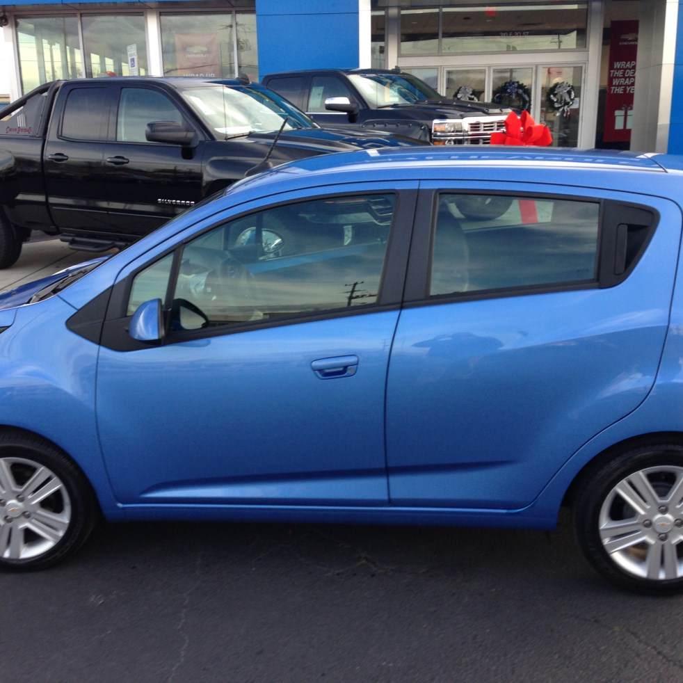 chevrolet spark purchased from mountain view chevrolet in chattanooga. Cars Review. Best American Auto & Cars Review