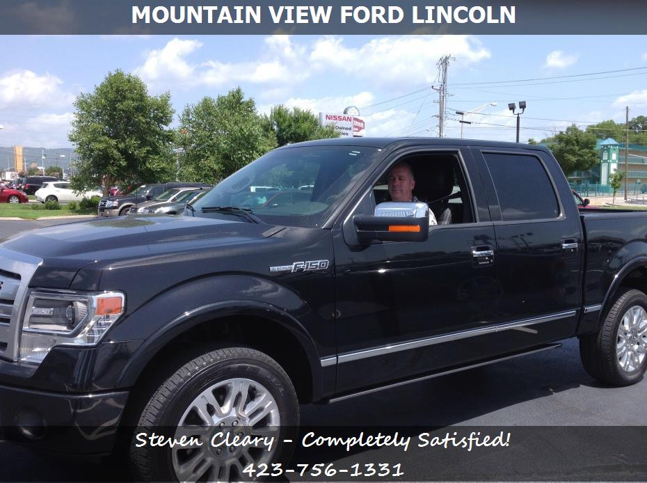 Mountain View Ford Used Cars Chattanooga Tn