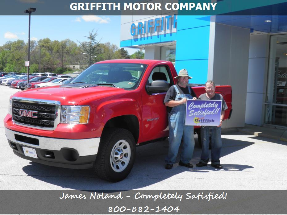 Neosho mo griffith motor co dealer reviews 2013 gmc for Griffith motor co neosho mo