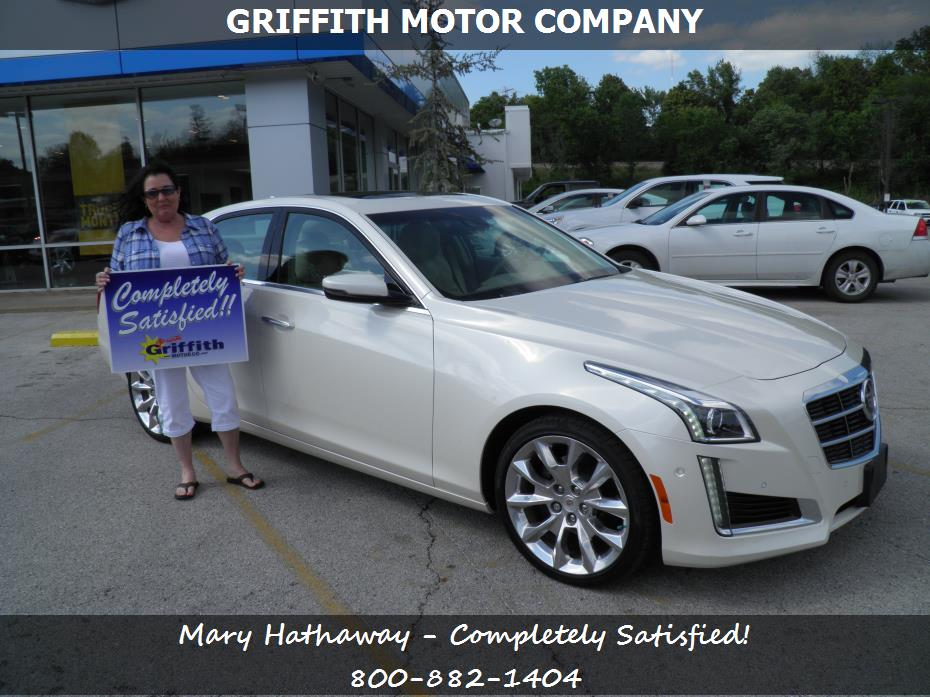 Cadillac trade in values trade in prices in neosho mo for Griffith motor co neosho mo