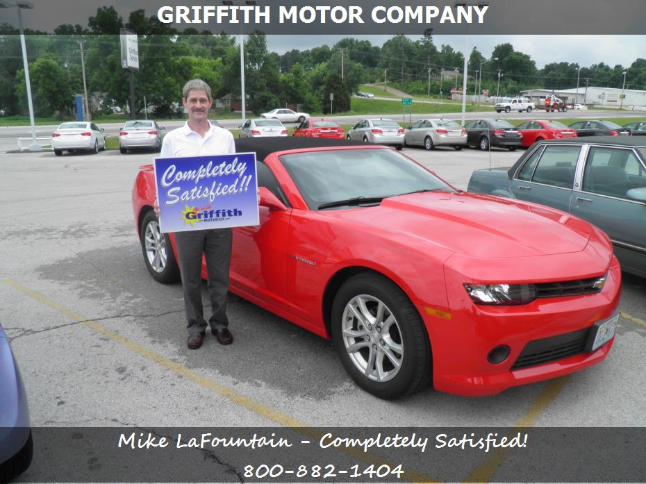 Dealership reviews in neosho mo griffith motor co mike for Griffith motor co neosho mo