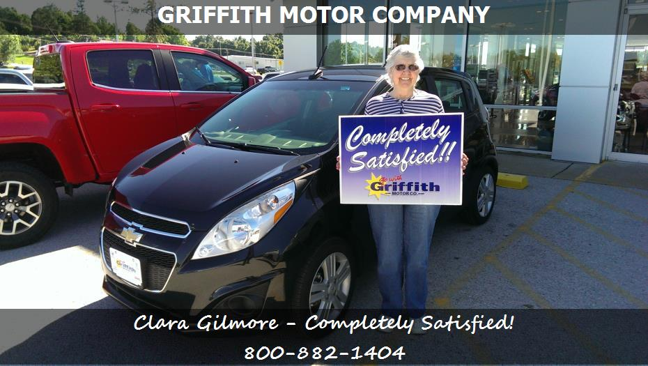 Vehicle specials in neosho mo griffith motor co clara for Griffith motor co neosho mo