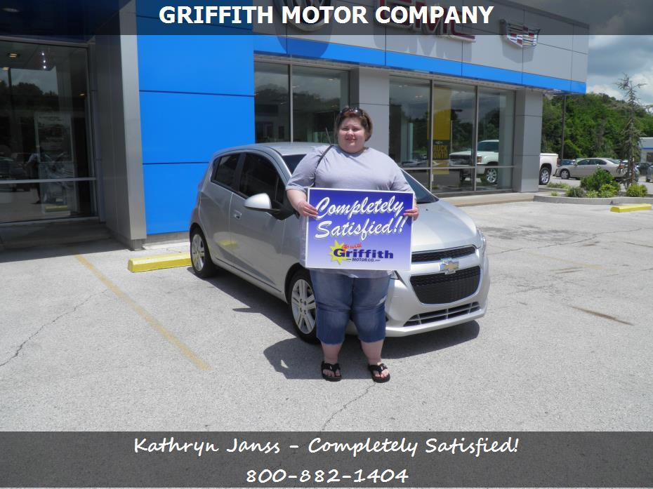 Chevrolet Service Repairs Parts In Neosho Mo Griffith Motor Co Kathryn Janss