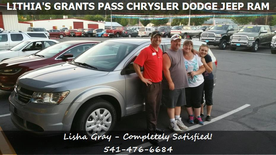 Purchase A Dodge Journey In Grants Pass Or Lithia 39 S