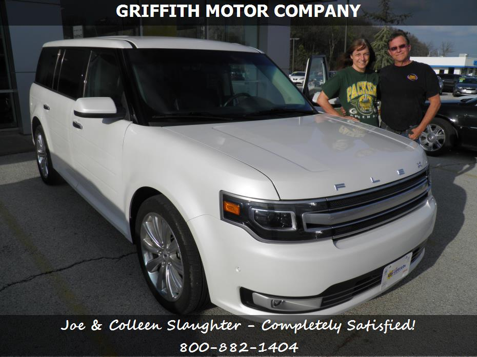 Ford trade in values trade in prices in neosho mo for Griffith motor co neosho mo
