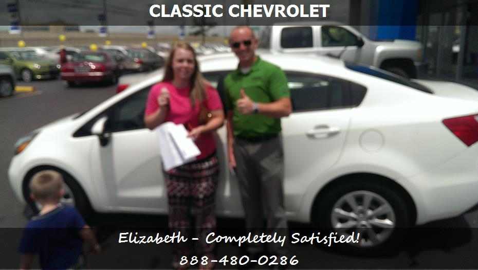 Classic Chevrolet Owasso Used Cars