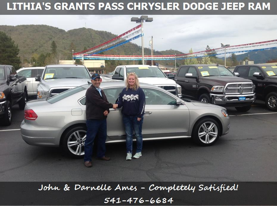 Purchase A Volkswagen Passat In Grants Pass Or Lithia 39 S