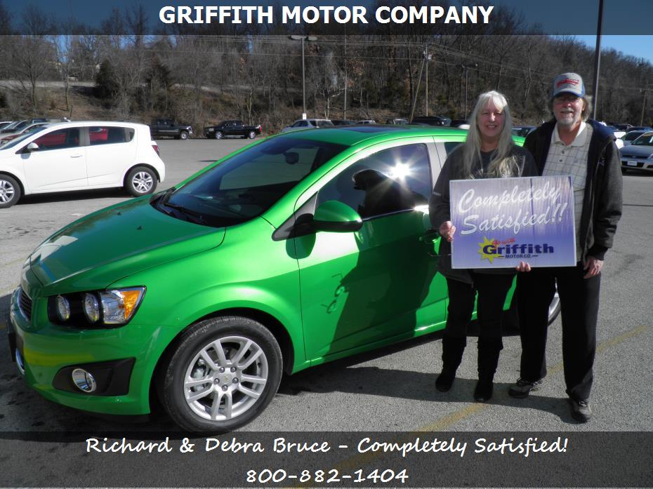 Chevrolet trade in values trade in prices in neosho mo for Griffith motor co neosho mo