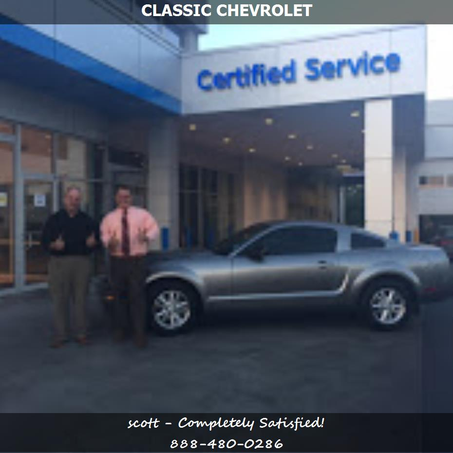 buy new 2008 ford mustang classic chevrolet owasso ok scott. Cars Review. Best American Auto & Cars Review