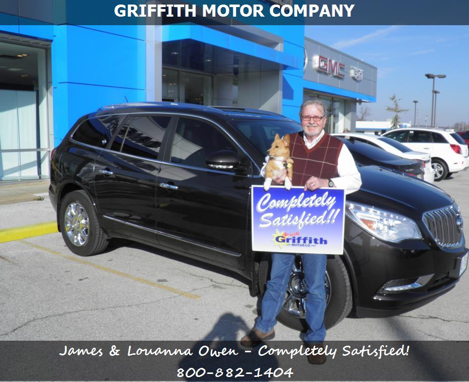 Dealership reviews in neosho mo griffith motor co james for Griffith motor co neosho mo