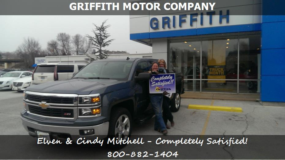 Chevrolet Service Repairs Parts In Neosho Mo Griffith Motor Co Elven Cindy Mitchell